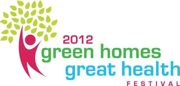 Green Homes Great Health Festival logo