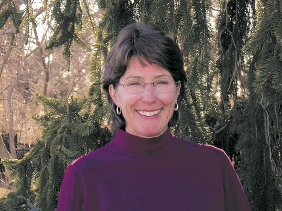 A photo of Cindy Gilberg