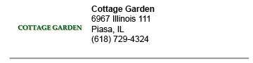 Cottage Garden Link