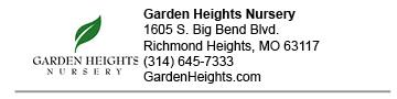 Garden Heights Nursery link