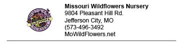 Missouri Wildflowers Nursery link