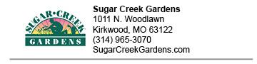 Sugar Creek Gardens link
