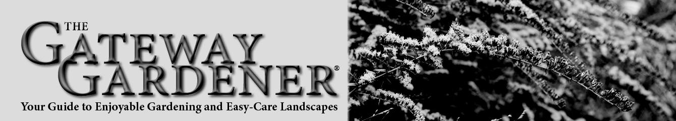 Gateway Gardener website header for fall