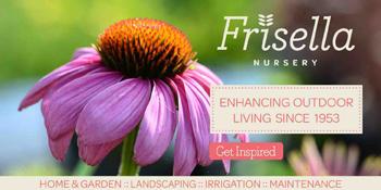 Frisella Nursery ad
