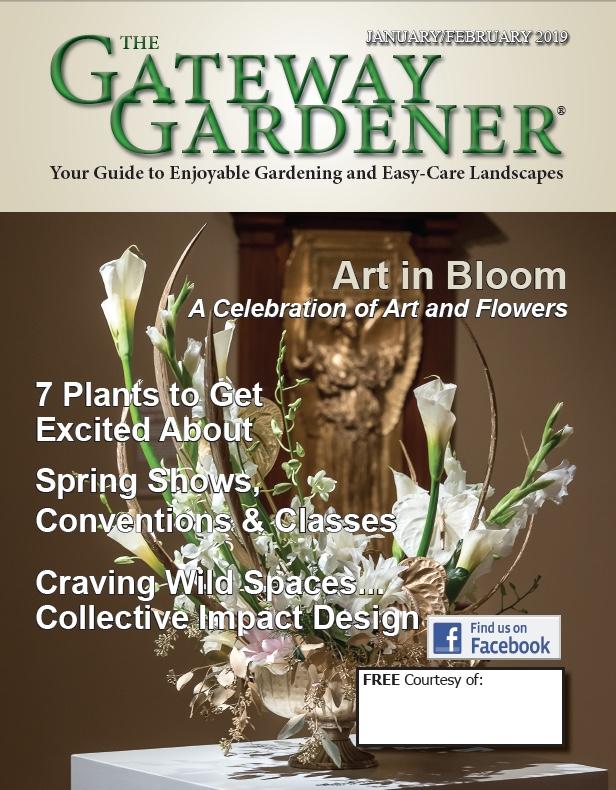 Gateway Gardener Jan/Feb 2019 cover art