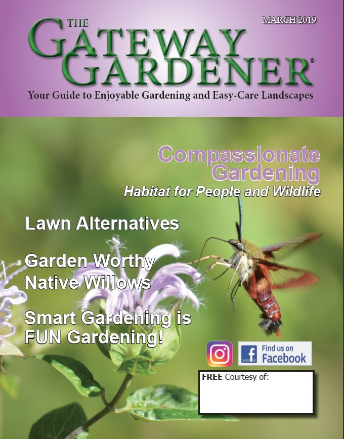 Gateway Gardener March 2019 Cover