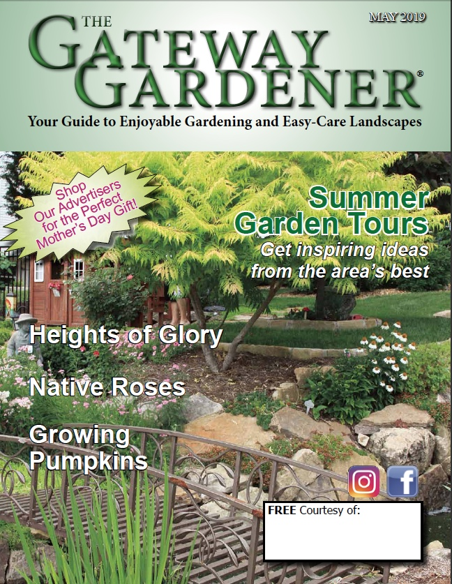 The Gateway Gardener May 2019 cover