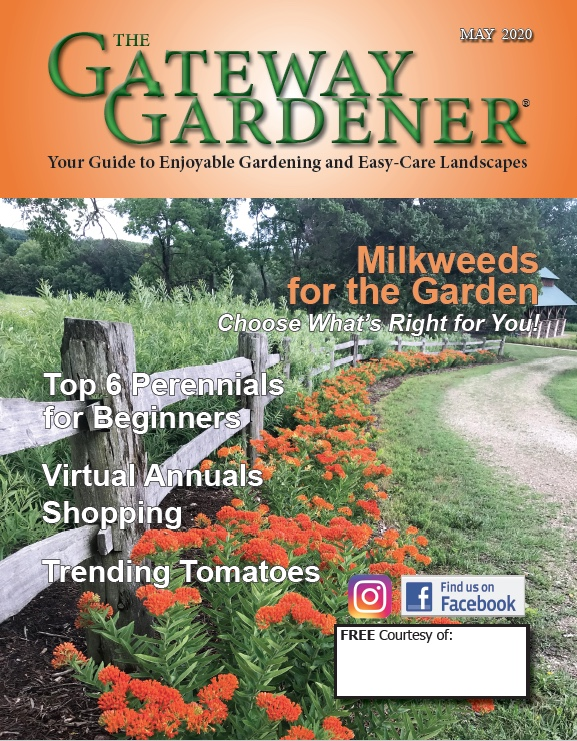 Gateway Gardener May 2020 cover art