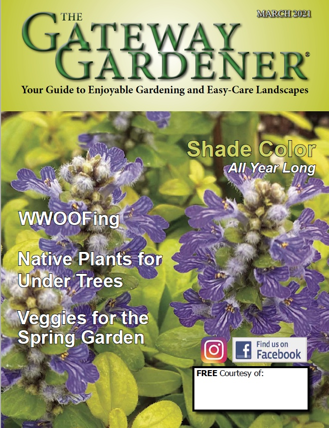 March Gateway Gardener Cover